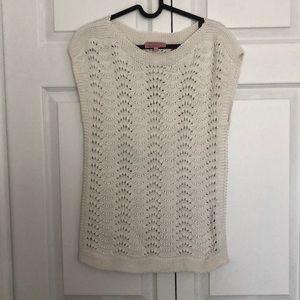 Ted Baker • Knit Sleeveless Sweater